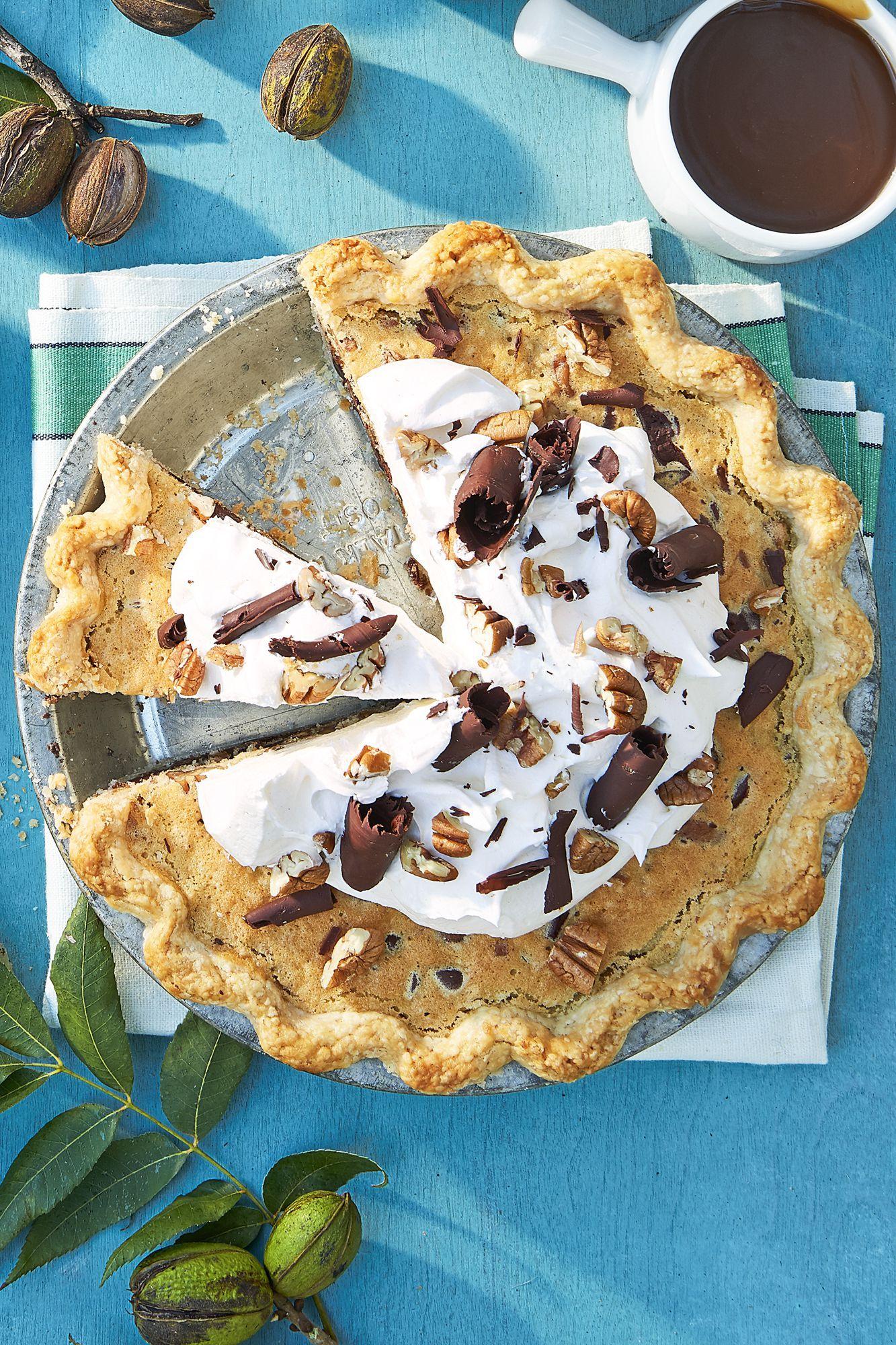 best thanksgiving recipes bourbon pecan pie