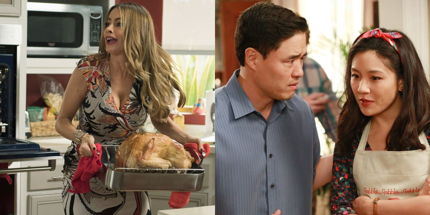 The Best Thanksgiving TV Episodes Are the Perfect Escape From Your Family