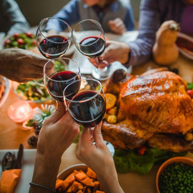 best thanksgiving wines