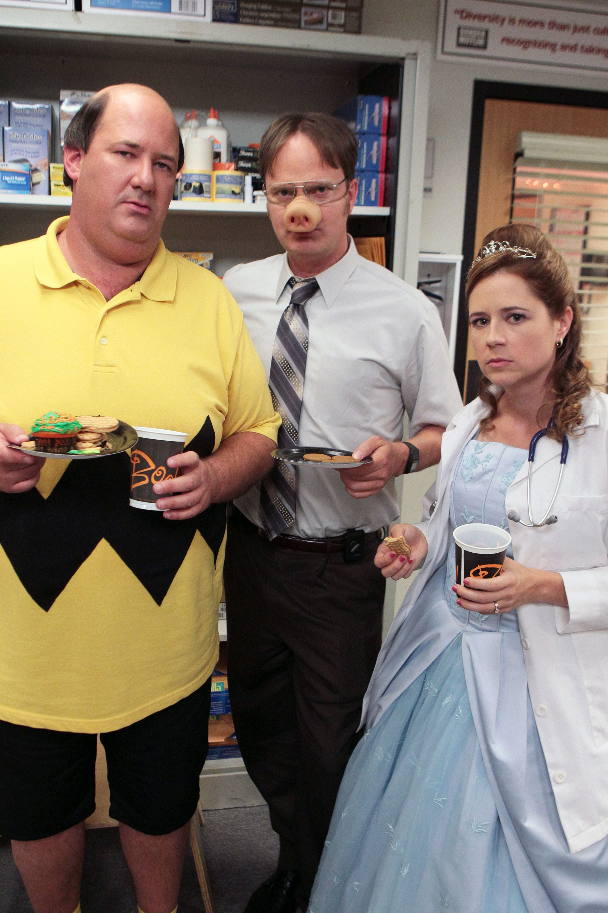 The Office Halloween Episodes Ranked 6 Best Halloween Episodes Of The Office