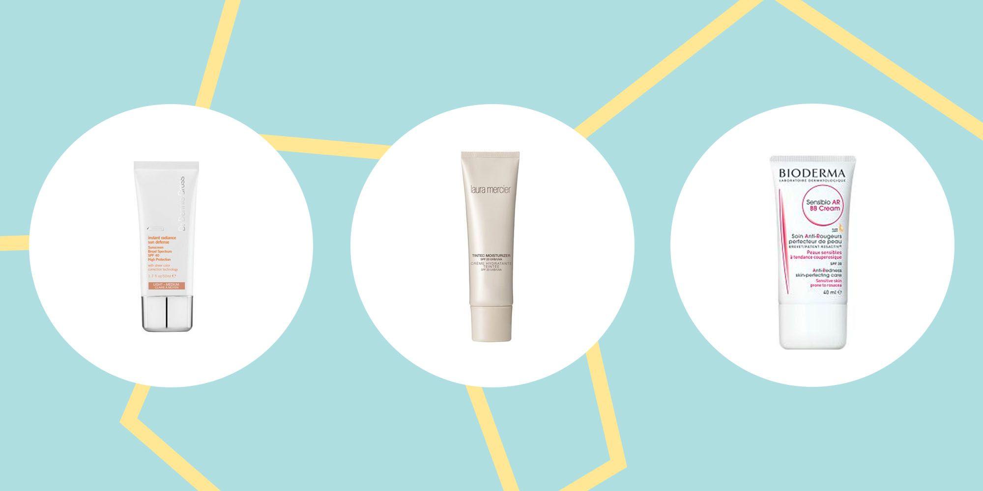 best tinted moisturisers - women's health uk