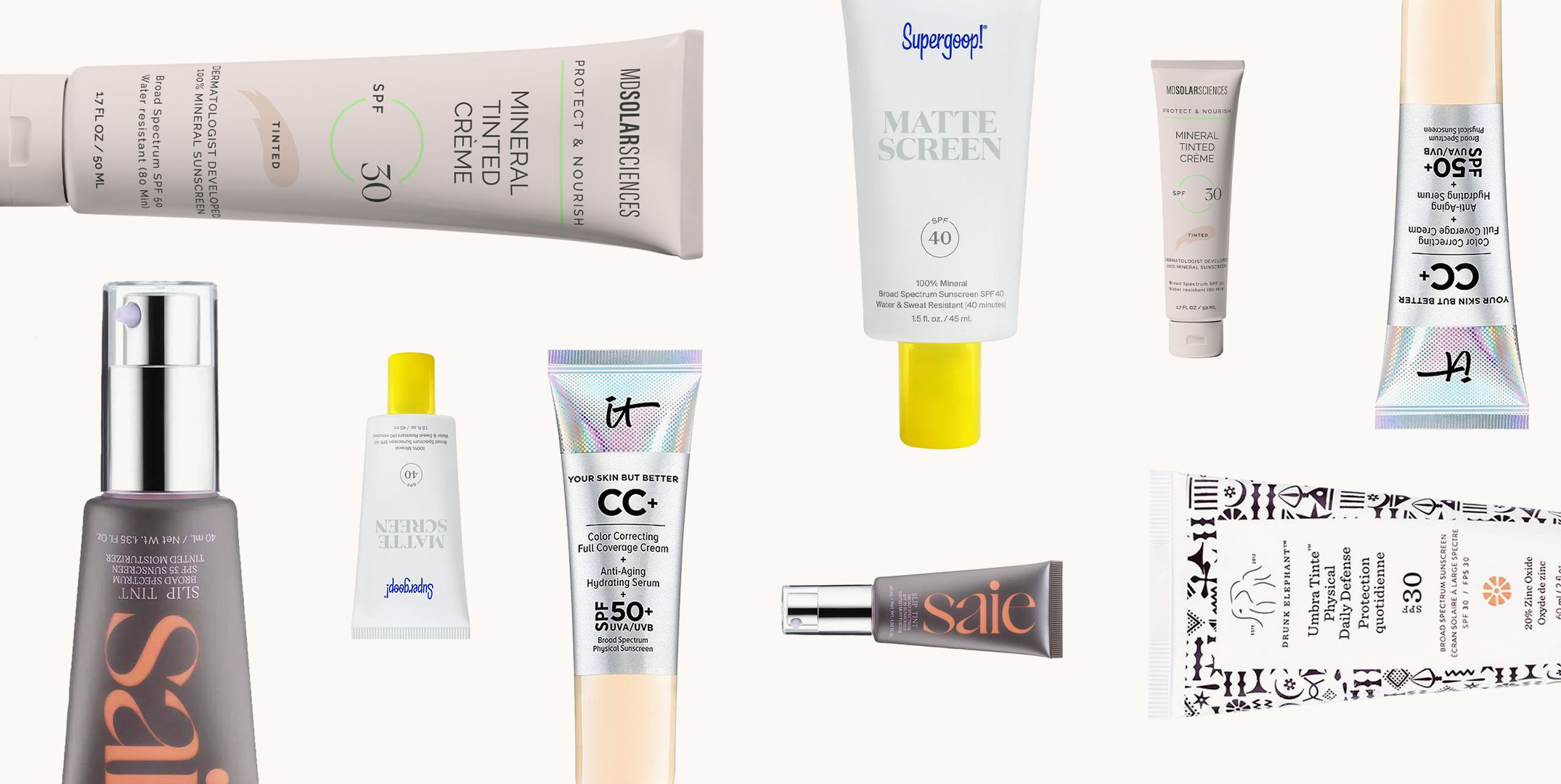 9 Best Tinted Sunscreens You Should Add to Your Routine ASAP
