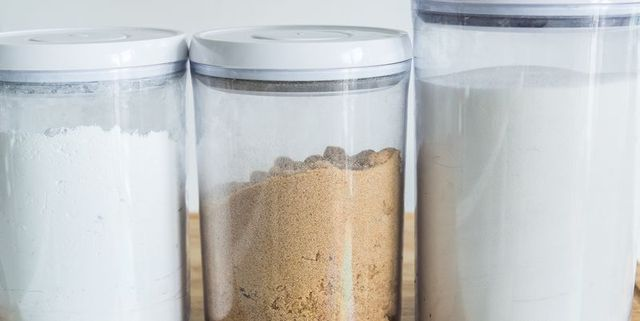 best tips for storing baking supplies