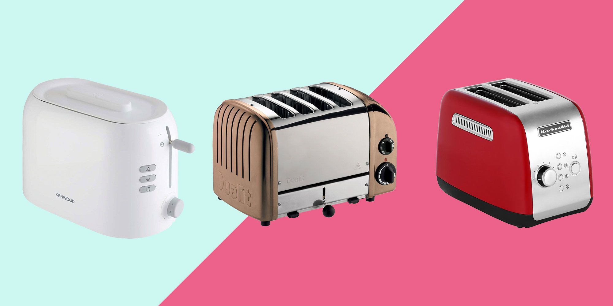Best Bread Toasters in 2020 Reviews | Modern retro kitchen