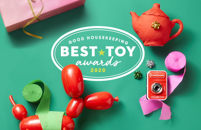 the 2020 good housekeeping best toy awards