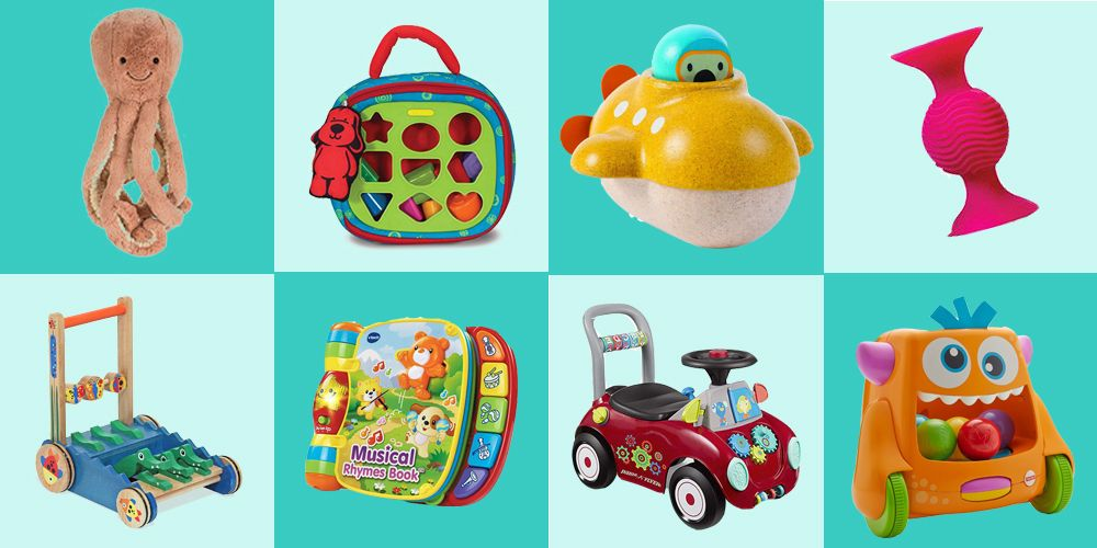 20 Best Toys For 1 Year Olds 2019 - Top Gifts For 12-Month -5821