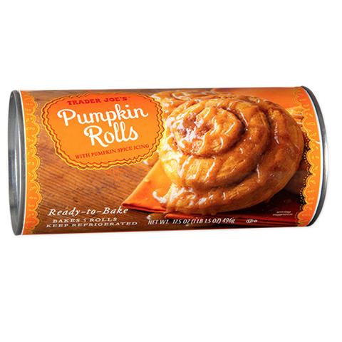 best trader joe's pumpkin foods