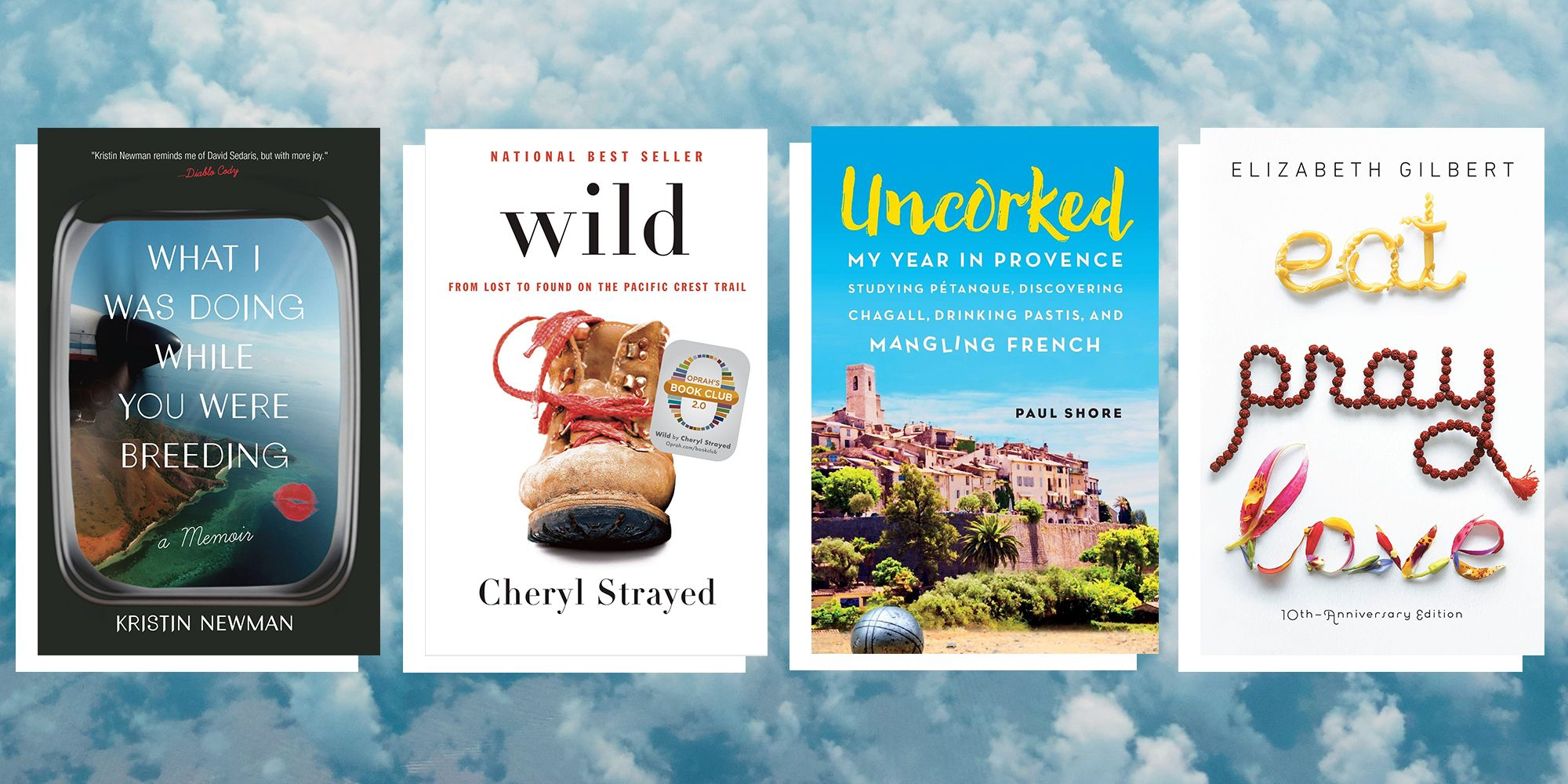 These 10 Travel Books Will Inspire You to Finally Book That Dream Trip