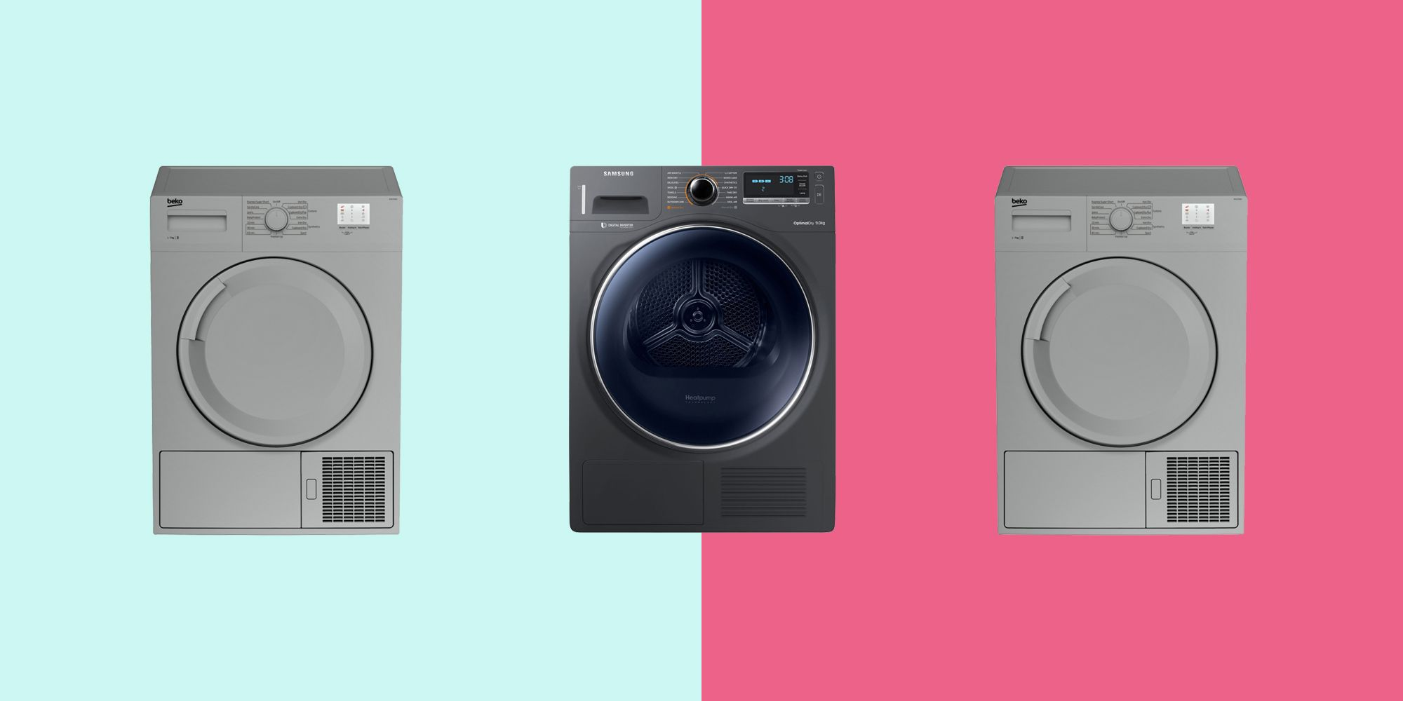 Best tumble dryers - tumble dryer reviews