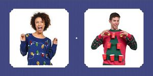 best ugly christmas sweaters for women men