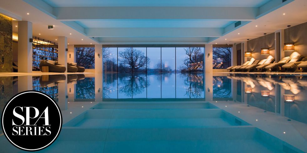 The 28 Best Uk Spa Hotels Best British Spas Reviewed