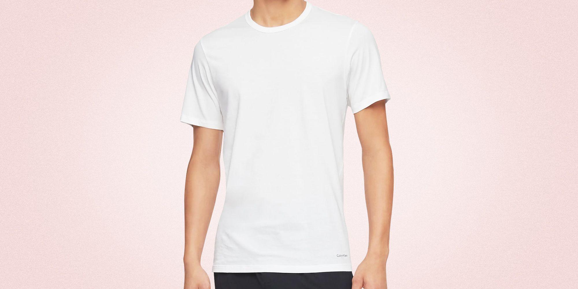 mens slimming undershirt în magazin)