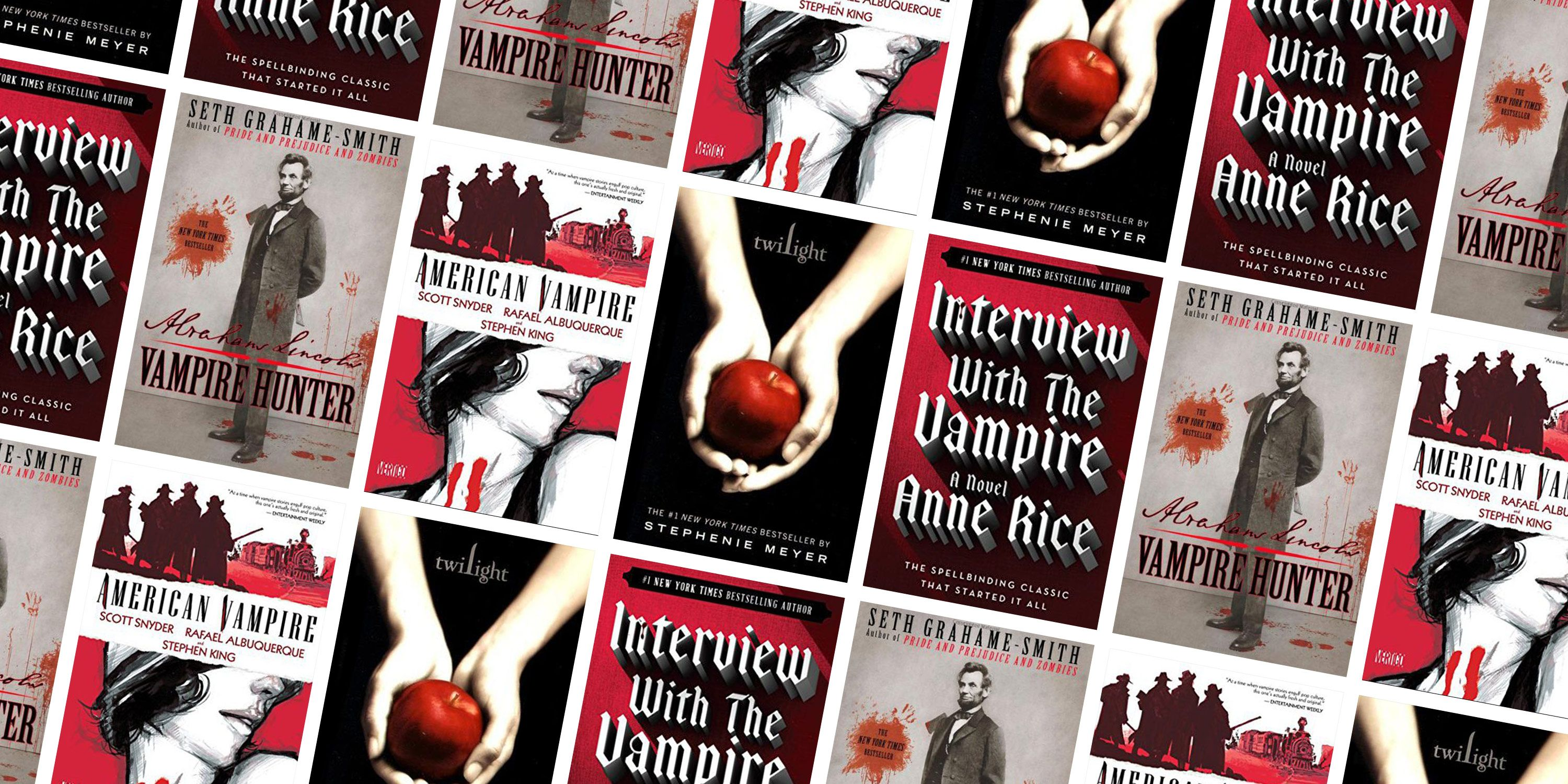 Not Your Mothers Vampire: Vampires in Young Adult Fiction