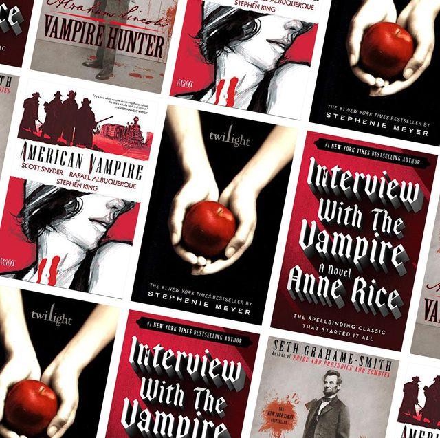 vampire books series