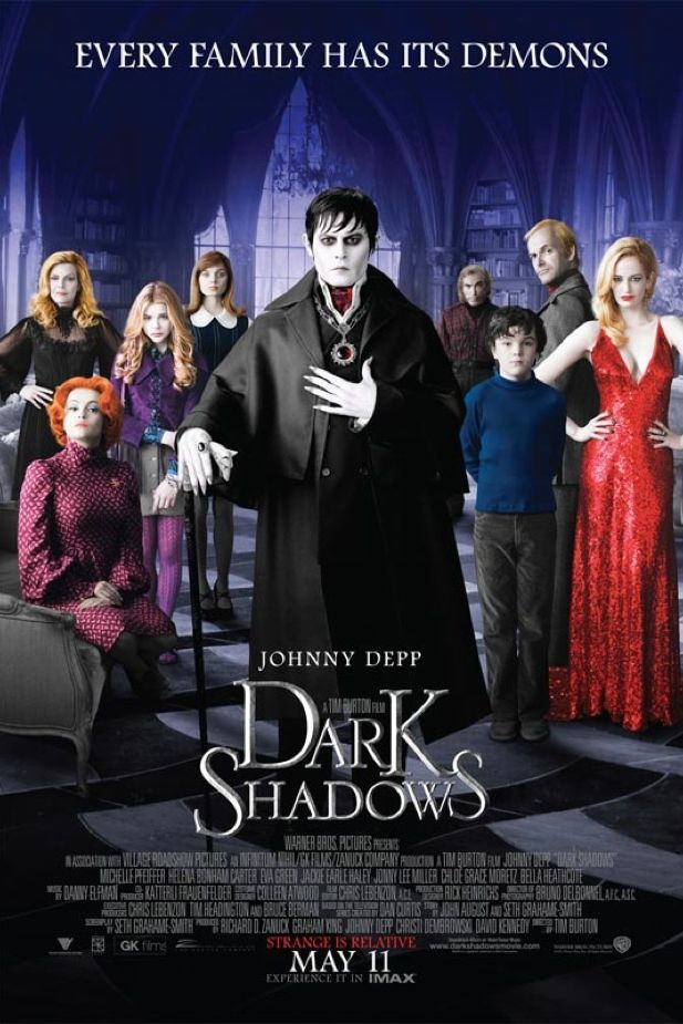 best vampire movies dark shadwos