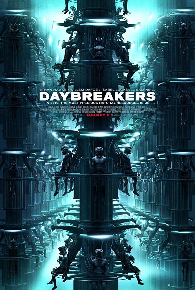 best vampire movies - ethan hawke vampire movie daybreakers