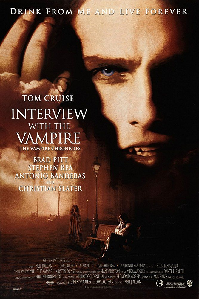 interview with a vampire movie