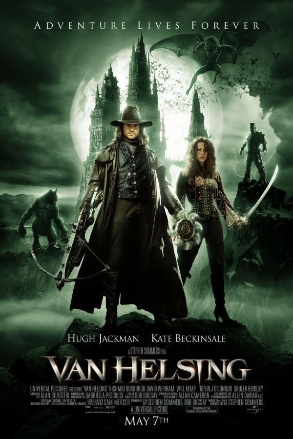 van helsing movie