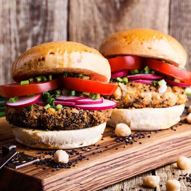 best vegetarian burgers