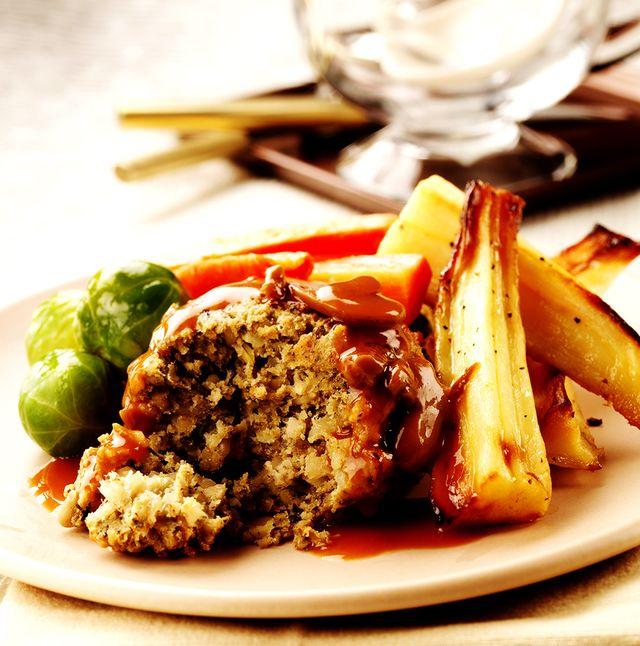 best vegetarian christmas dinner mains