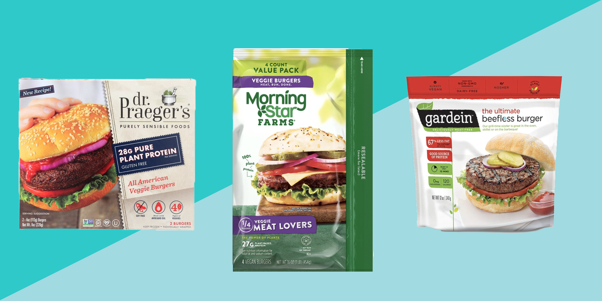 We're Obsessed With These Veggie Burger Brands—And You Will Be Too