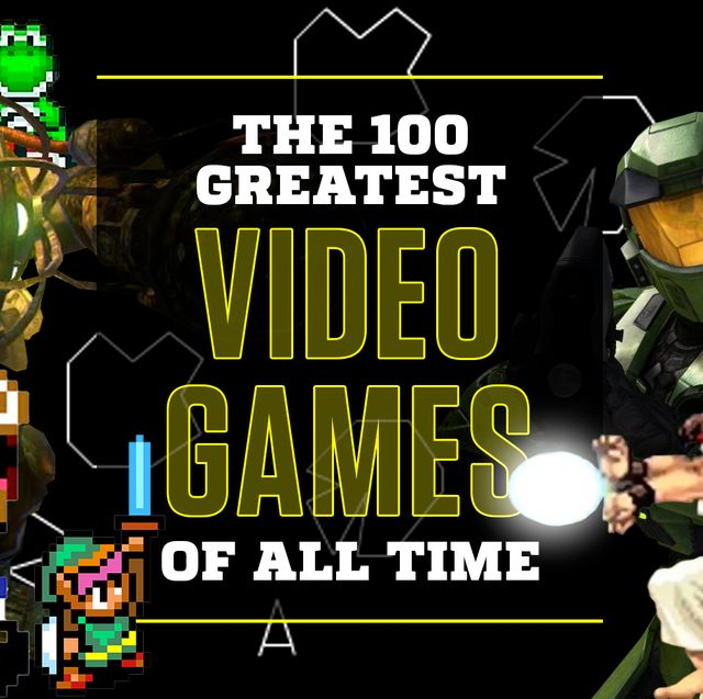 100 Best Video Games Of All Time Greatest Video Games Ever