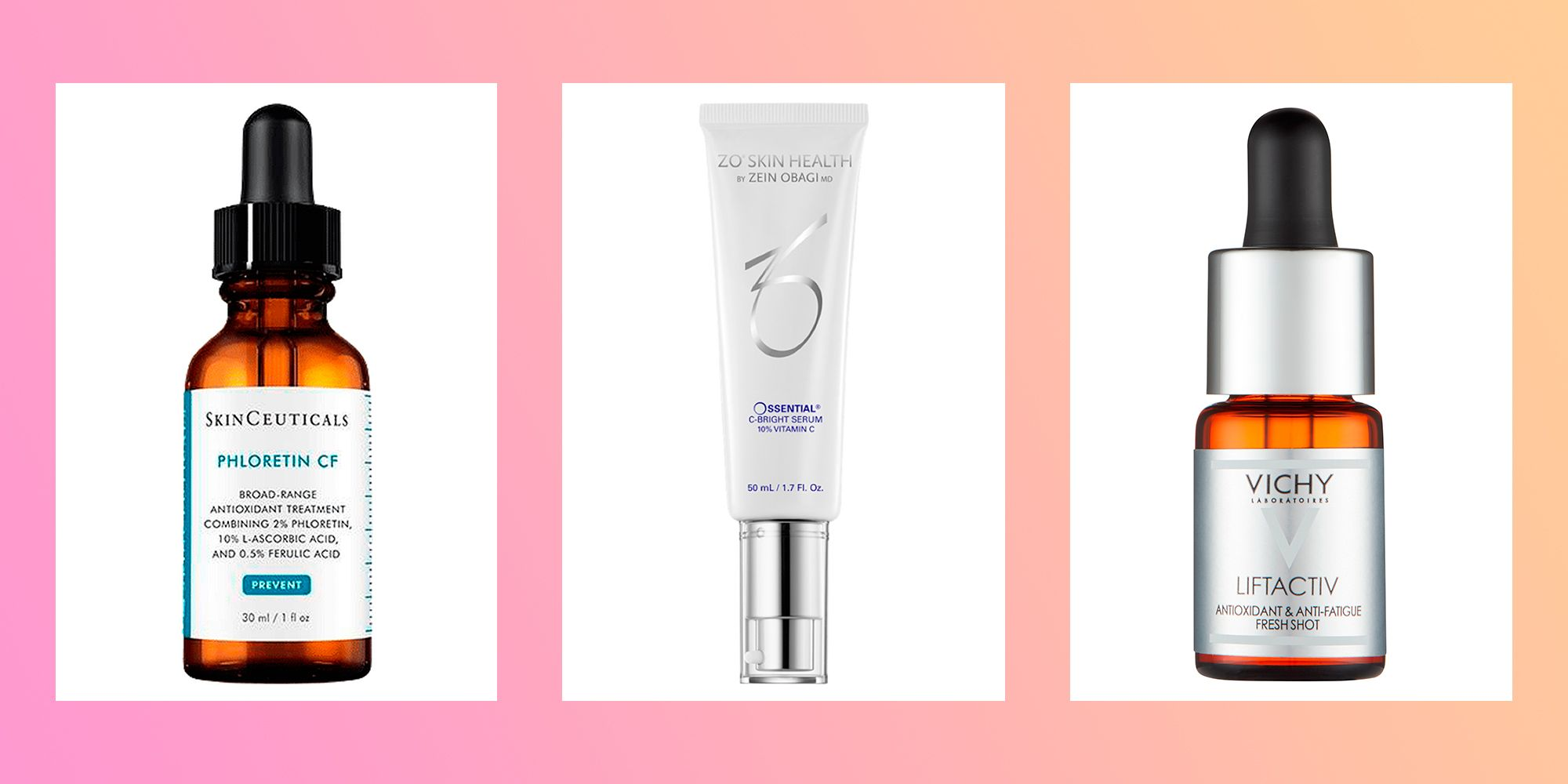 7 vitamin C serums that actually work - according to dermatologists