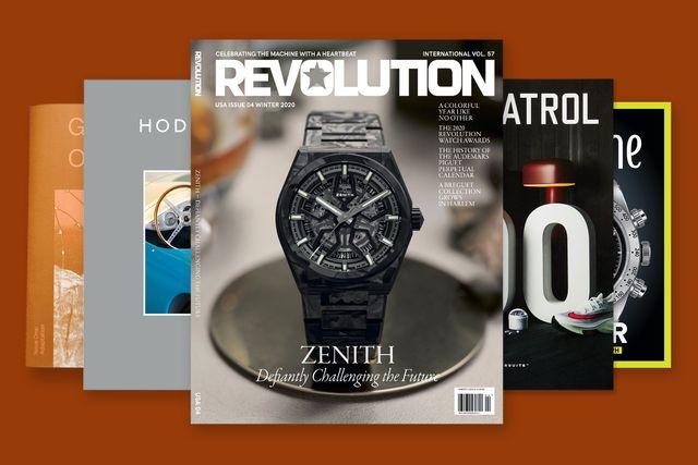 best watch magazines