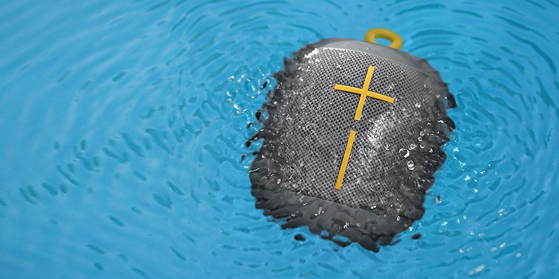 best waterproof speakers 2018