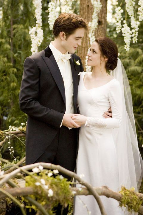 Best wedding dresses film - Twilight