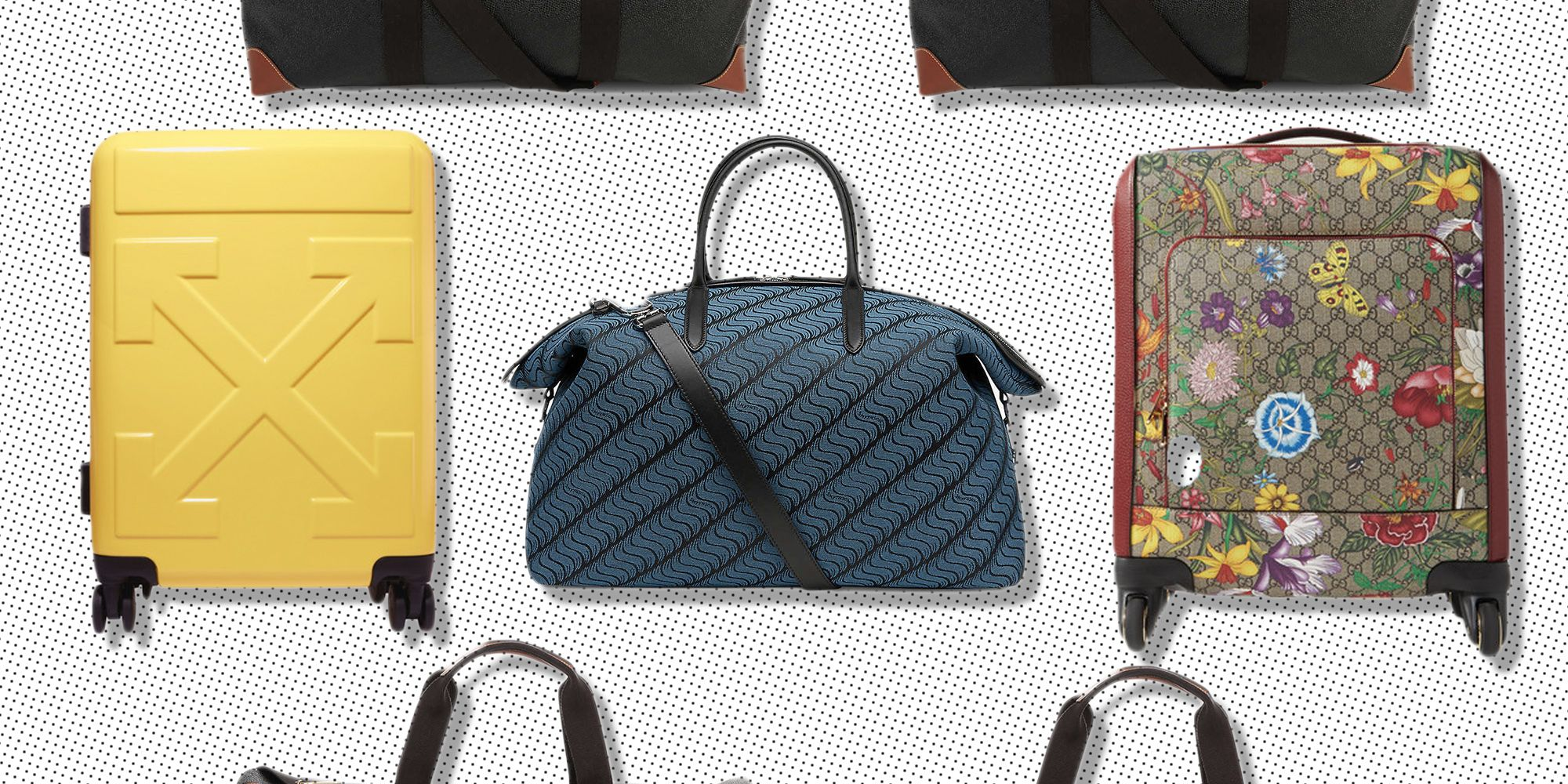 20 Of The Best Weekend Bags That Are Far Too Chic For The Holdall