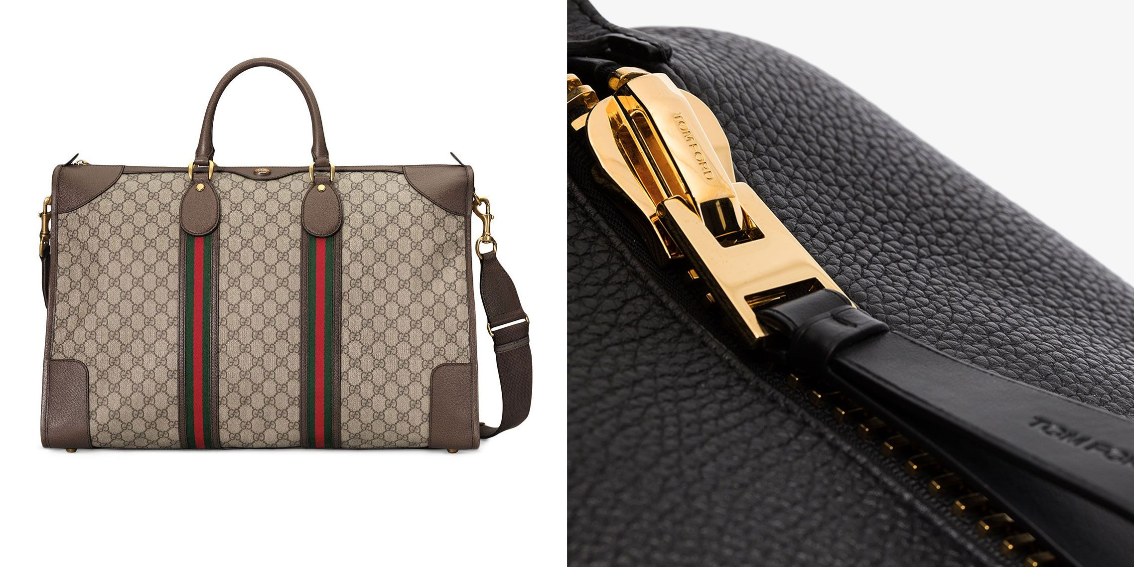 Weekend Bags That Are As Practical As They Are Stylish