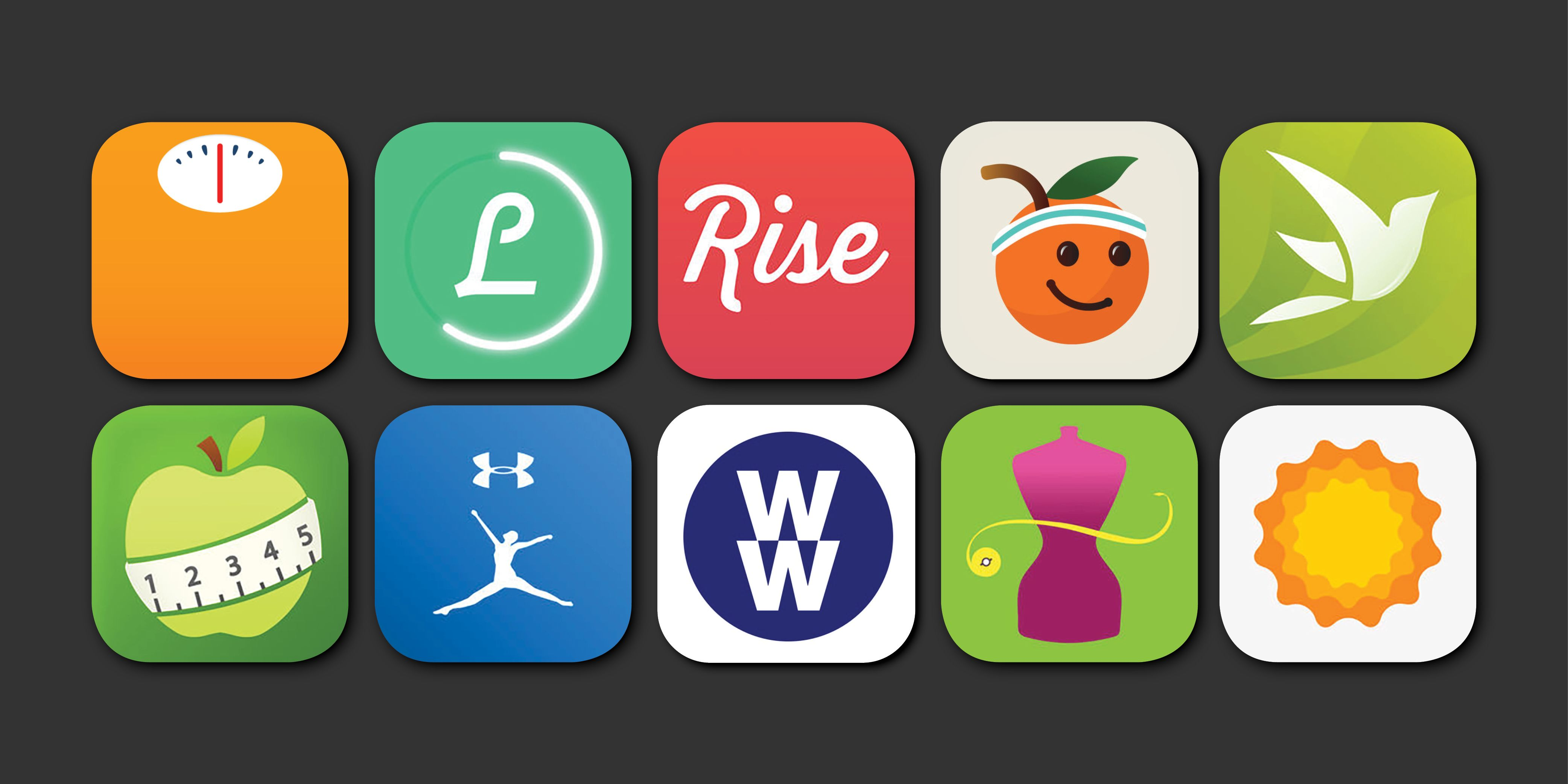 What are good apps to help you lose weight