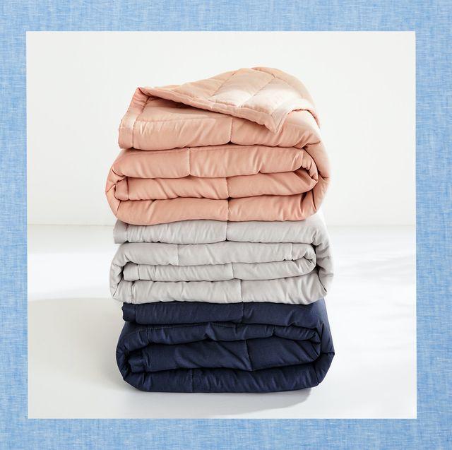 best weighted blankets from brooklinen and caspar