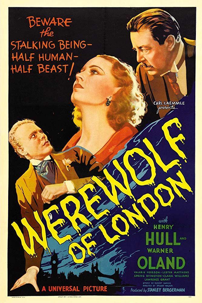 best werewolf movies werewolf of london
