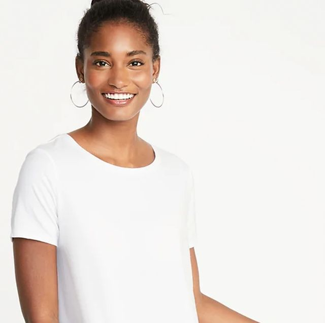 40f193c51 15 Best White T-Shirts 2019 - Cute White Tees for Women