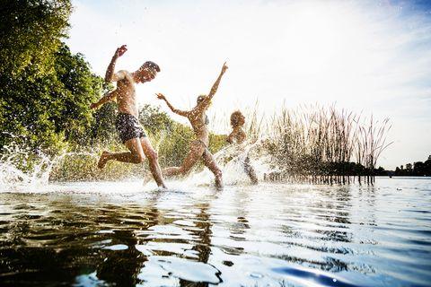Best wild swimming spots UK