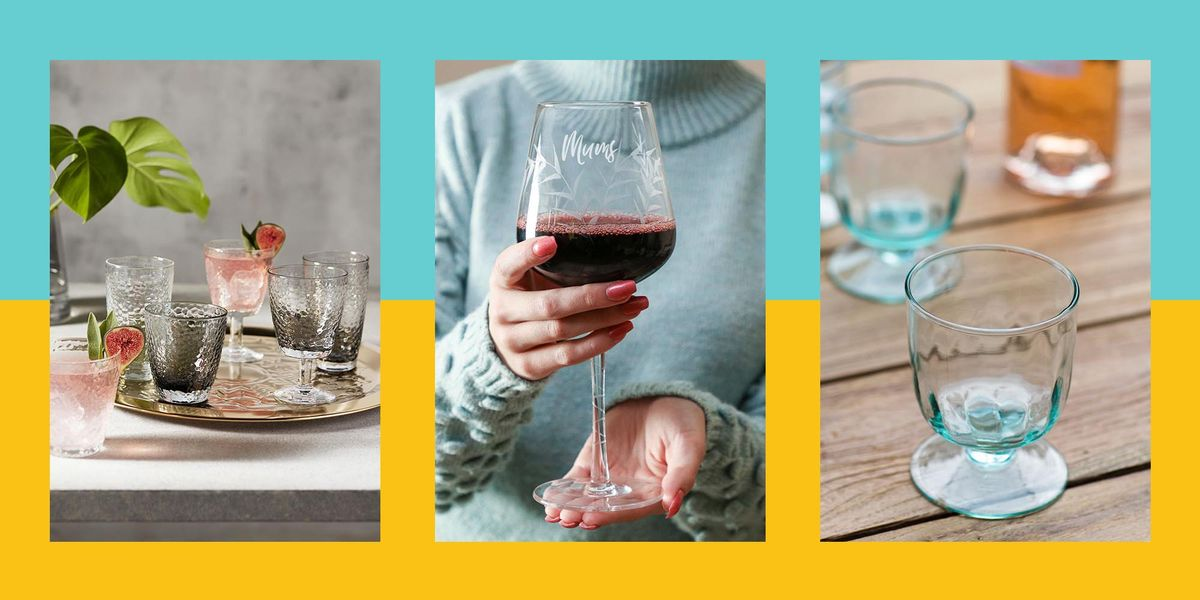 Wine-Lover? Then You Need A Set Of These Quality Wine Glasses