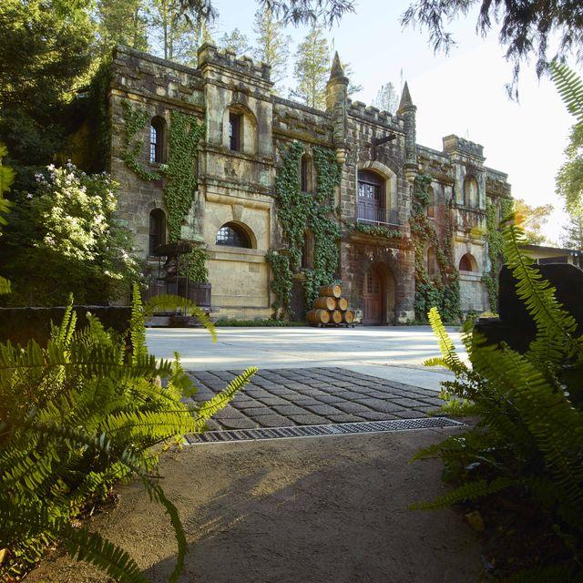 best wineries napa valley chateau montelena veranda