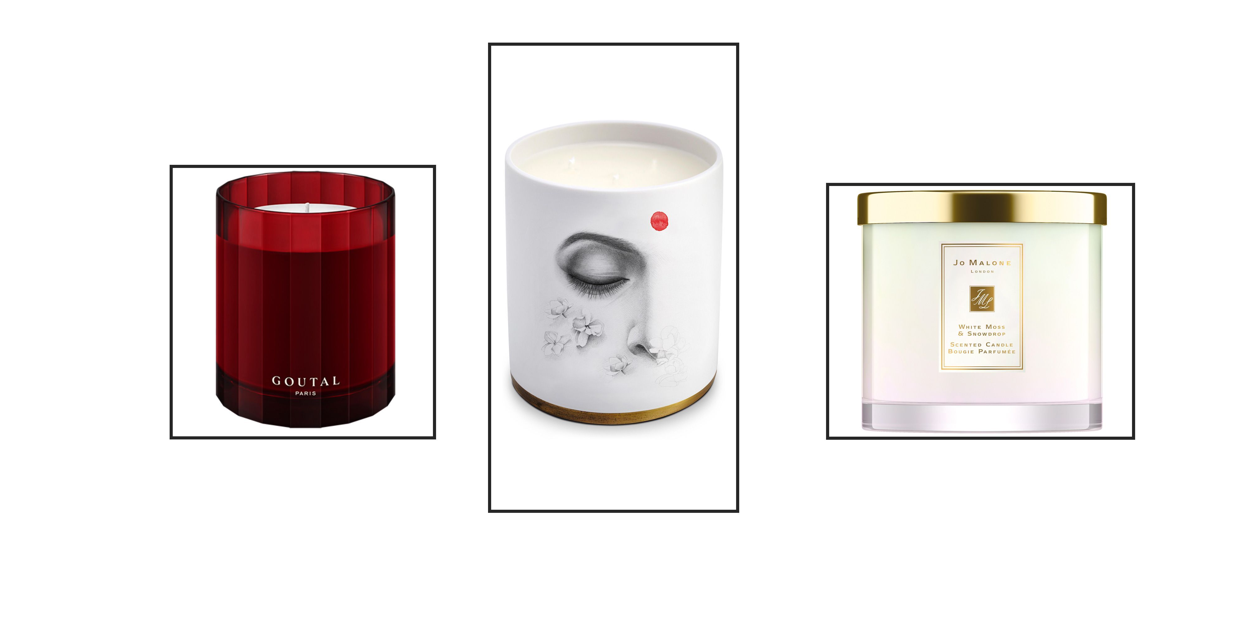 Best winter candles Christmas 2018