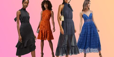 Best Winter Wedding Guest Dresses
