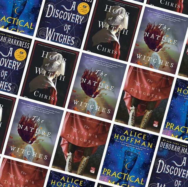 best witch books