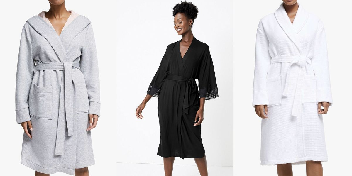 The best women's dressing gowns to relax in at home