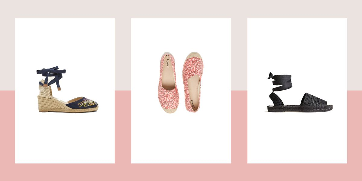 Our favourite espadrilles to buy now