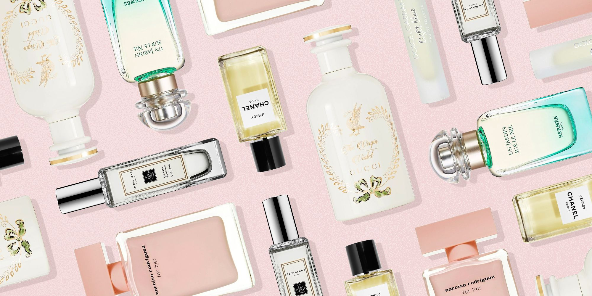The 25 Best Women's Perfumes No Matter the Season