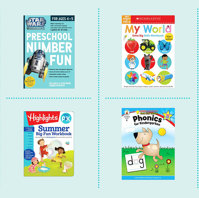 best workbooks for kids to keep them learning all summer long
