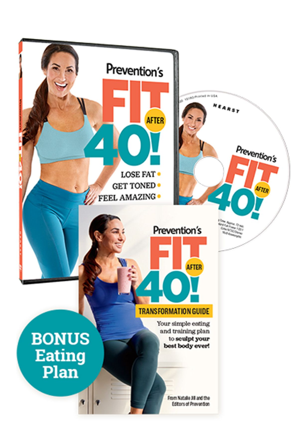 Exercise dvds for over 50