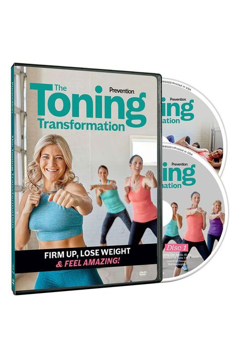 Best Workout Dvds The Toning Transformation