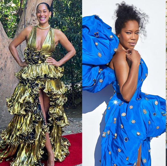 best and worst dressed at the 2020 emmy awards