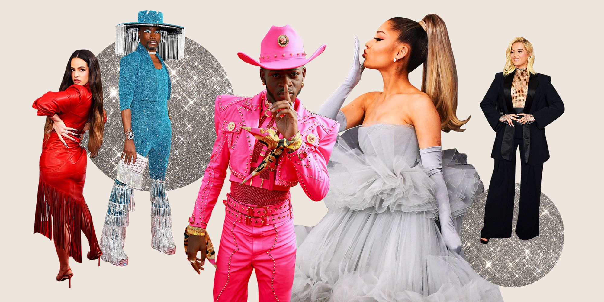 The Best- and Worst-Dressed Celebrities at the 2020 Grammy Awards